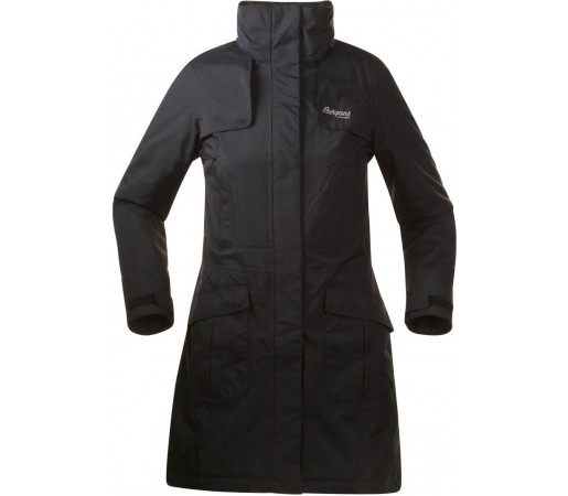 Geaca Bergans Oslo Insulated Lady Neagra