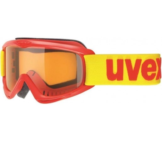 Ochelari Ski si Snowboard Uvex Snowcat Junior Rosu