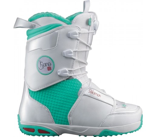 Boots Salomon Kiana Alb 2012