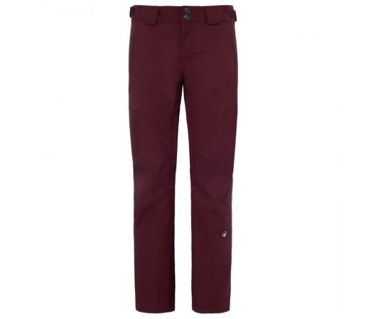 Pantaloni The North Face W Sickline Insulated Visiniu