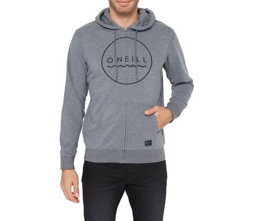 Hanorac O'Neill LM PCH  Yambao Full Zip Sweat Grey