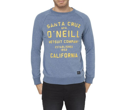 Bluza O'Neill LM Santa Cruz Crew Sweat Blue