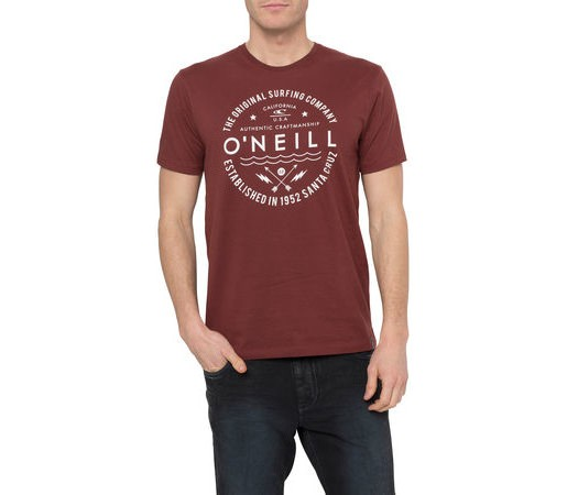 Tricou O'Neill LM Cordon S/SLV Tee Red
