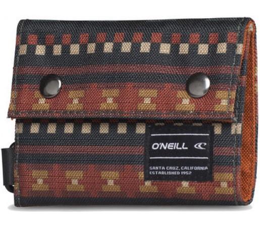 Portofel O'Neill AC Pocketbook Wallet Portocaliu
