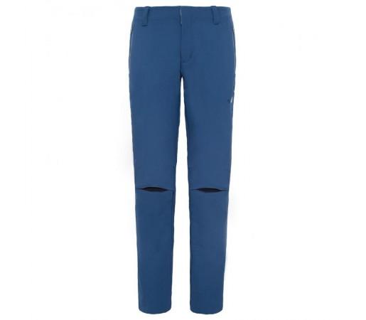 Pantaloni The North Face Winter T-Chino Albastru