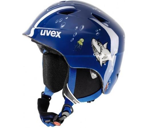 Casca Schi si Snowboard Uvex Airwing 2 Bleu