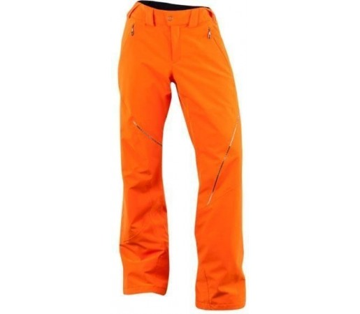 Pantaloni schi si snowboard Spyder Thrill Tailored Fit Orange