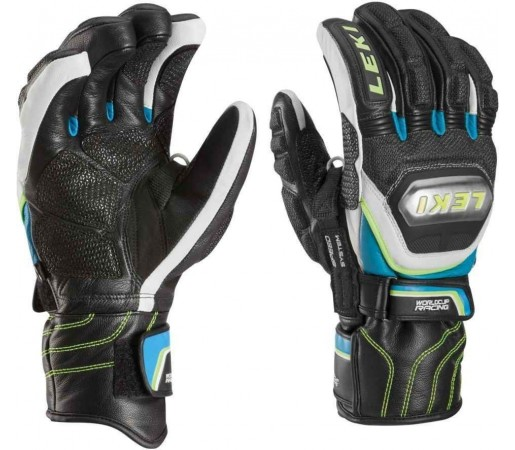 Manusi Schi Leki WC Race Ti S Speed System Black/Blue
