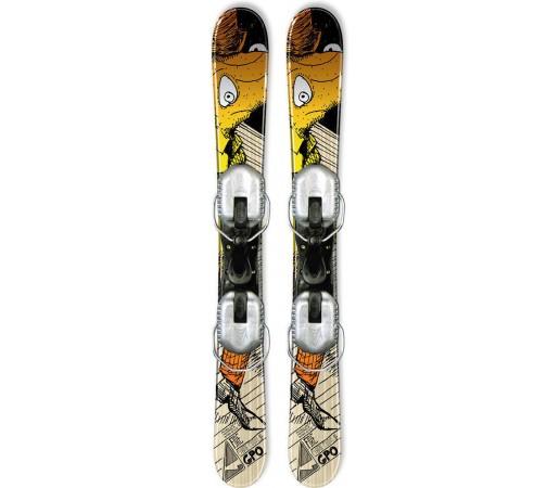 Snowblades GPO Fire 90cm 2013