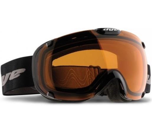 Ochelari schi si snowboard Dye T1 Base Negri