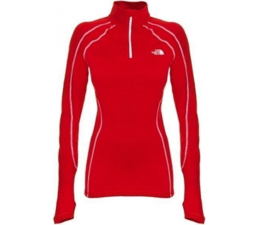 Bluza de corp The North Face W Warm Zip Neck Roz