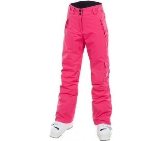 Pantaloni Schi si Snowboard Rossignol Girl Cargo Pink