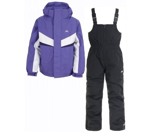 Costum ski si snowboard Trespass Chamonix Violet
