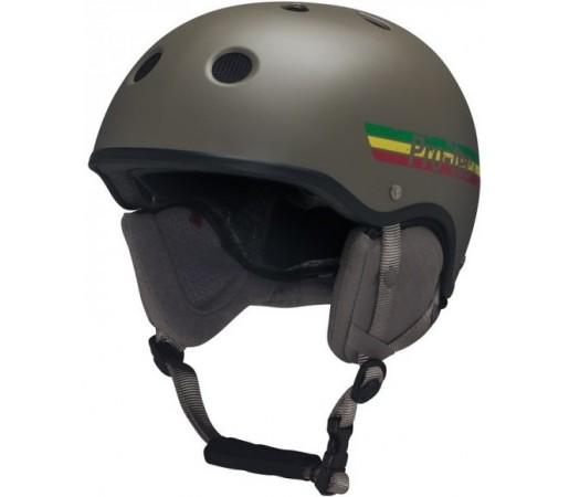 Casca schi si snowboard Pro-Tec Classic Gri/ Verde
