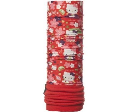 Neck Tube Buff Polar Hello Kitty Geisa