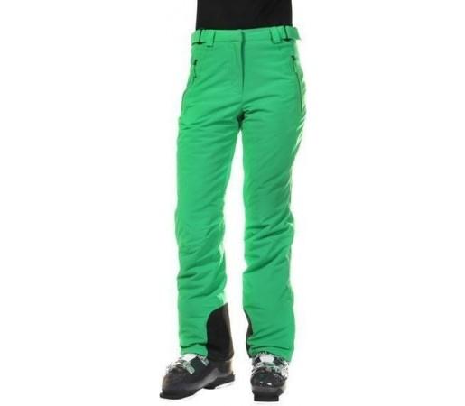 Pantaloni Schi si Snowboard Volkl Silver Star Green