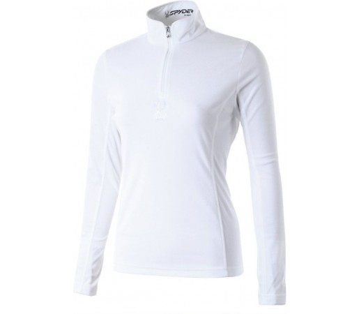 Midlayer Spyder Shimmer Bug Fleece Alb