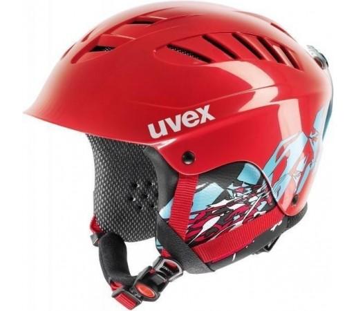 Casca Ski si Snowboard Uvex X-Ride Junior Motion Rosu