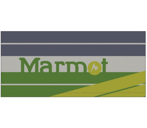 Banda Cap Marmot Sepp Mov/Verde