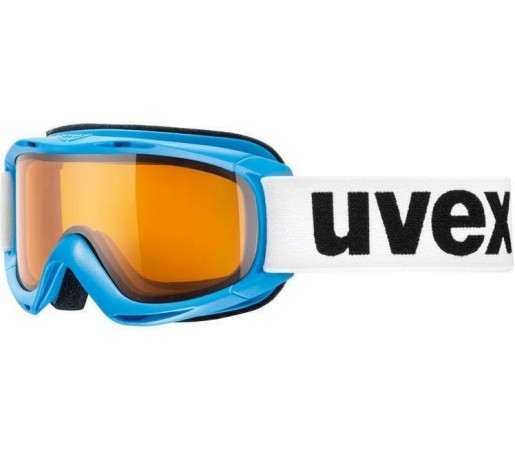 Ochelari Ski si Snowboard Uvex Slider Junior Albastru