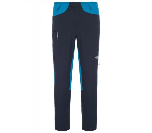 Pantaloni The North Face M Fuyu Subarashi Albastru