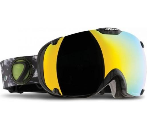 Ochelari schi si snowboard Dye T1 DCP Negri