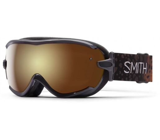 Ochelari ski si snowboard Smith Virtue Uncaged Gold-Solx