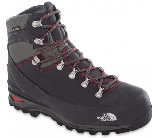 Incaltaminte hiking  The North Face M Verbera Backpacker Gtx Negru/Rosu