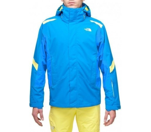Geaca The North Face M's Benwaa Triclimate Albastru 2013