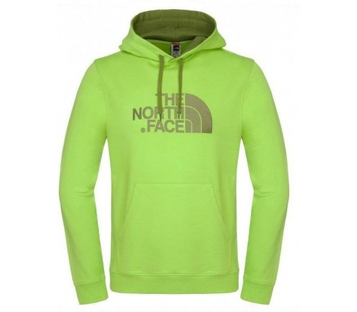 Hanorac The North Face Light Drew Peak M Tree Frog Green