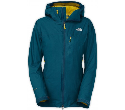 Geaca The North Face W Makalu Insulated Bleu