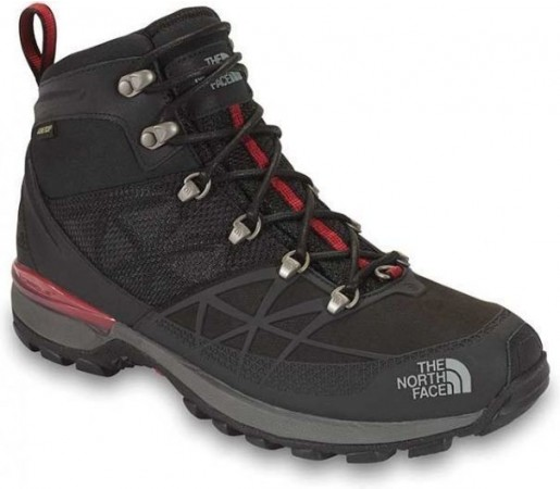 Incaltaminte The North Face M Iceflare Mid Gtx Negru