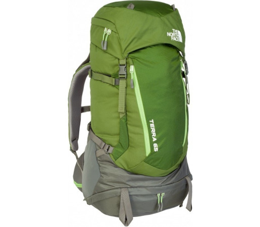 Rucsac The North Face Terra 65 Verde