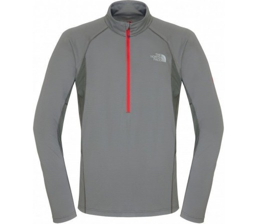 First layer The North Face T3D L/S Synthetic M Vanadis Grey/Black