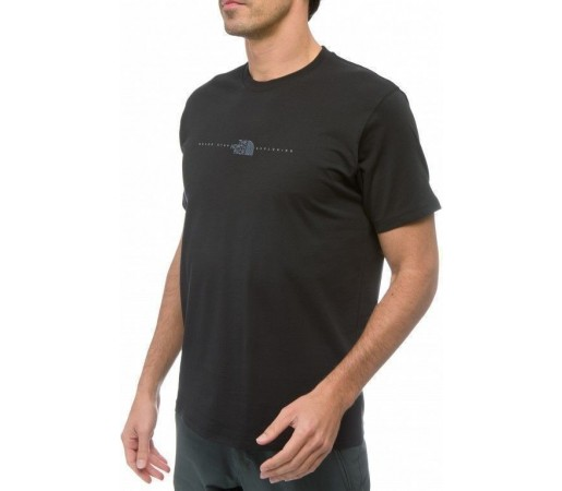 Tricou The North Face Embroided Logo M Black 2013