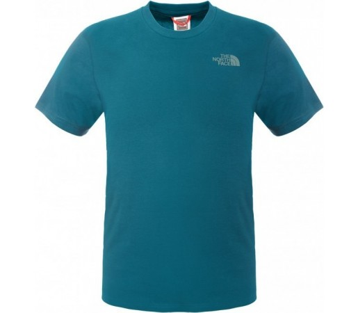 Tricou The North Face M S/S Simple Dome Albastru