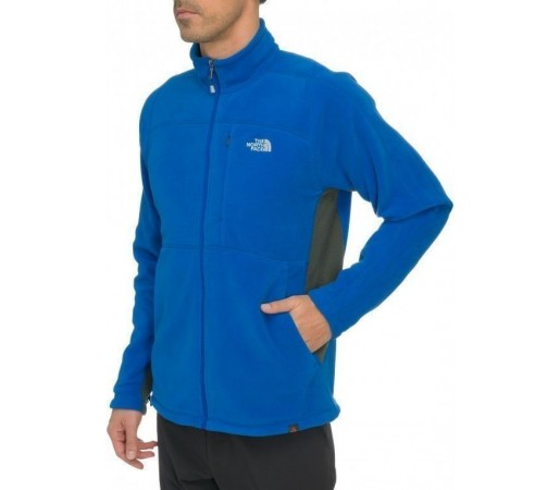 Bluza The North Face M 200 Shadow FZ Albastru