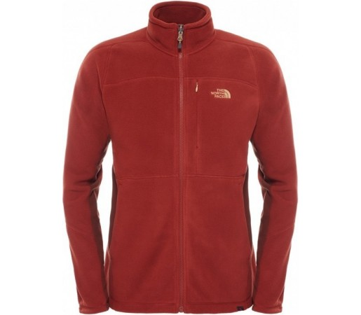 Polar The North Face M 200 Shadow Full Zip Rosu