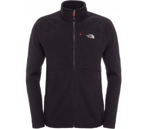 Polar The North Face M 200 Shadow Full Zip Negru