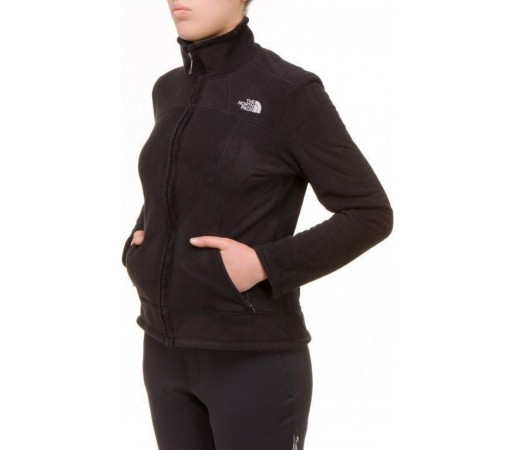 Bluza The North Face W Morningside FZ Negru