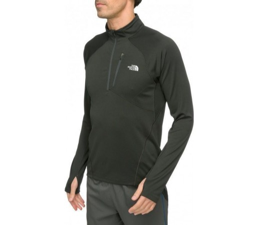 Bluza The North Face M Impulse Active 1/4 Zip Negru
