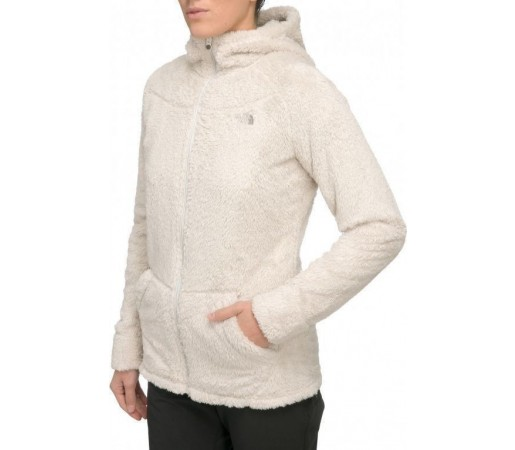 Bluza The North Face W Cervinja FZ Alb