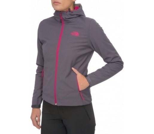 Bluza The North Face W Durango Hoodie Gri