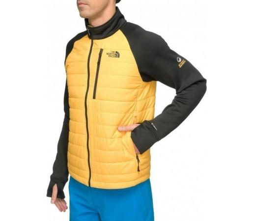 Geaca The North Face M Hybrid Pemby Galben