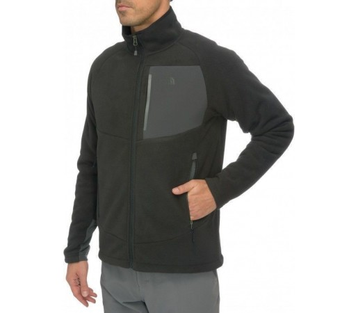 Bluza The North Face M Chimborazo FZ Negru