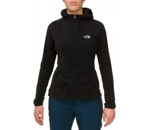 Bluza The North Face W's 100 Masonic Hoodie Negru 2013