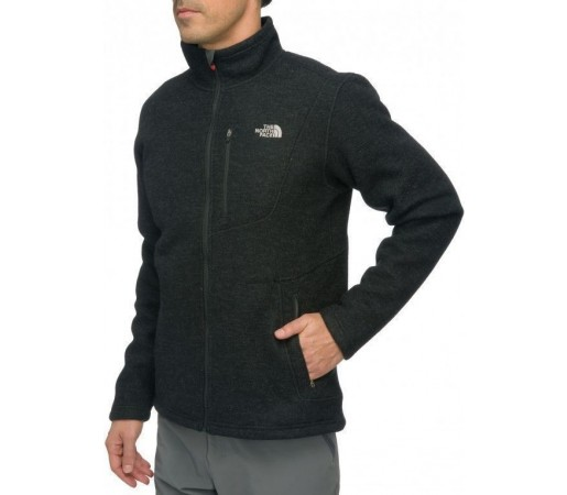 Bluza The North Face M Zermatt FZ Negru