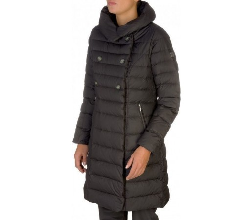 Geaca The North W Paulette Peacoat Negru