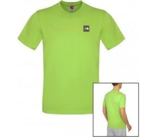 Tricou The North Face Never Stop Exploring Green