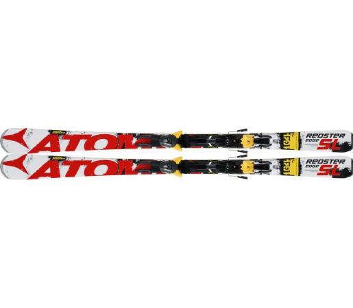 Skiuri Atomic Redster Edge SL + Leg XTO 12 2013